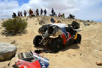 Watch the Best Scenes from Dakar 2016