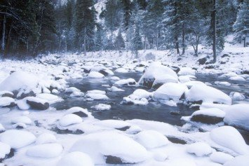 5 National Parks Great for Winter Exploring