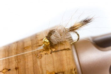 Five Nymphs to Carry for Early Spring Trout