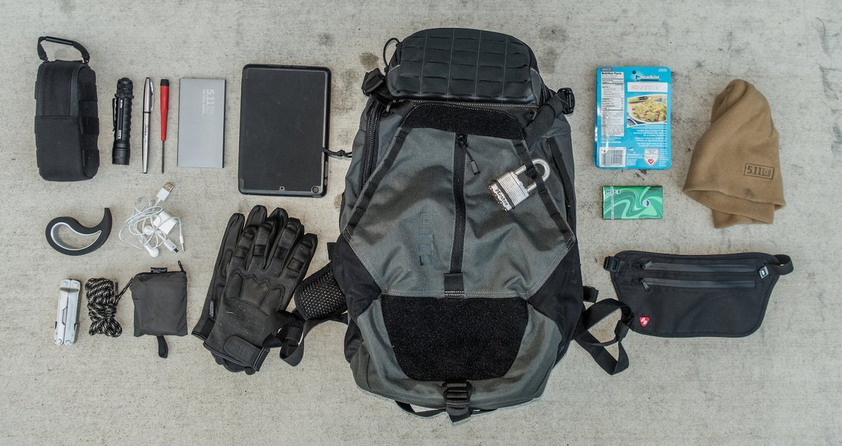 6e80c516cf 5.11 Tactical Introduces the Havoc 30 Backpack - LiveOutdoors