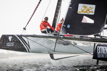 Experience the Rush with Red Bull Extreme Sailing