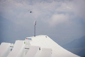 Skier Breaks Hip Jump World Record Launching 46 Feet