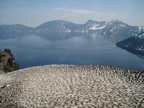 snowmelt mountain