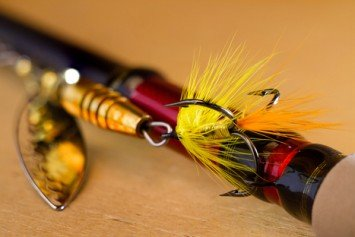 How to Take Spring Trout With Spinners