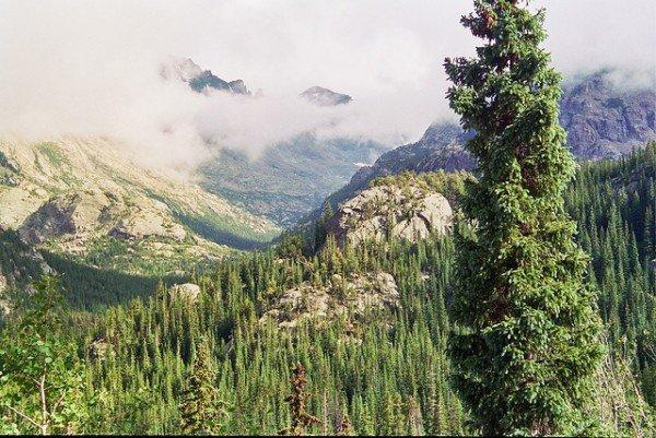 colorado hiking trail