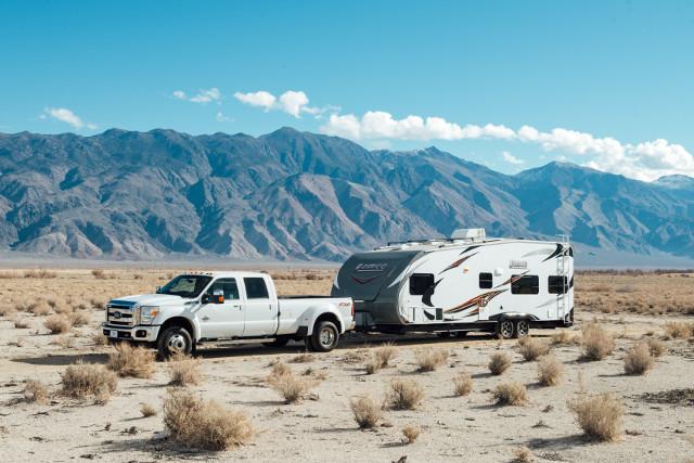 RV trailer
