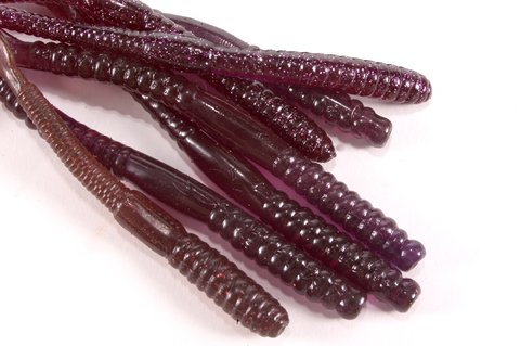 rubber worms