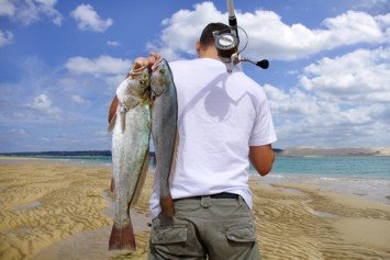Top 3 Lures for Surf Fishing