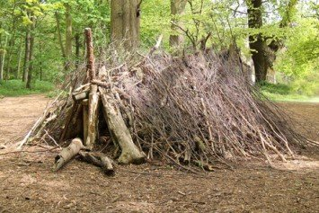 How to Build the Best Survival Shelters