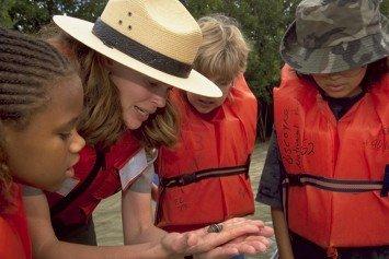 The Joys of Teaching Nature to Kids