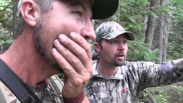 elk hunters bigfoot