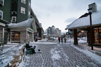 10 of North America's Best Ski Towns