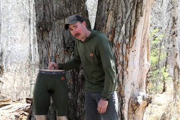 Tested and Tried: First Lite Red Desert Merino Boxer Shorts