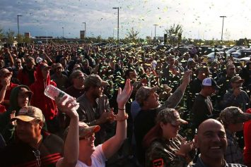 Thousands Celebrate Opening of New Cabela's Superstore