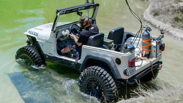 jeep water