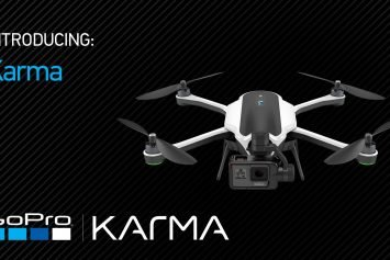 GoPro Unveils New Karma Drone and Hero 5