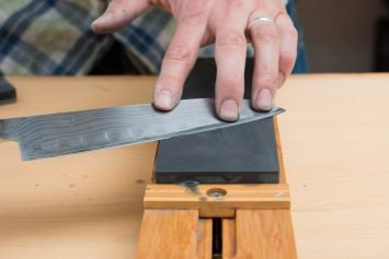 5 Tips to Sharpen a Knife