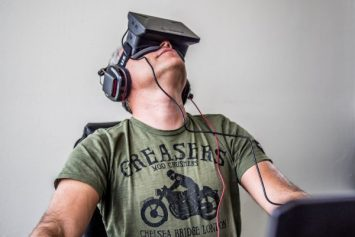 Virtual Reality Applications Bring the Outdoors In