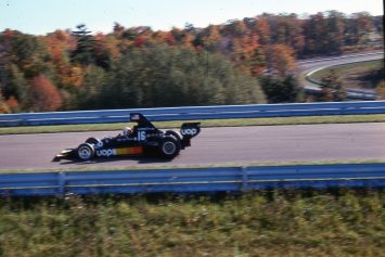 Indy Cars at Watkins Glen a Sight to Behold