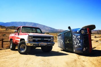 The Brilliance of Cheap Truck Demolition Derby