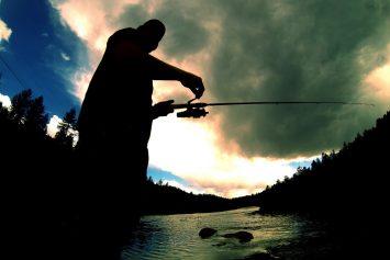 Luck vs Skill in Bass Fishing