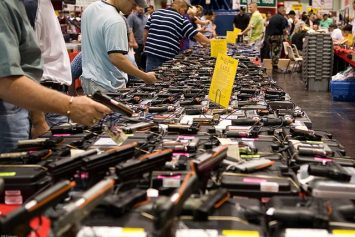Is Big Brother Watching You At Gun Shows?