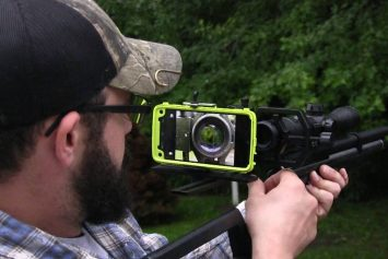How to Record Your Hunts Through a Smartphone Scope Mount