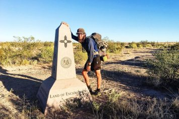 How Jeff Garmire Conquered the Triple Crown of Hiking in a Single Year