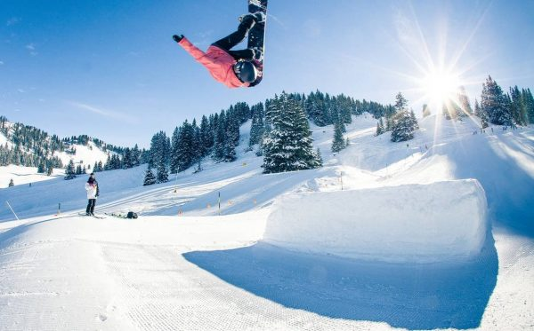 5 Best Snowboard Parks in America