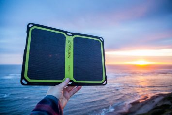 Solar Phone Charging Made Easy With Nomad 7 Plus