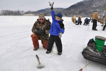 5 Tips for Hooking More Bluegill This Winter