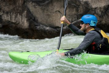 How a Blind Kayaker Charged One of World's Biggest Rapids