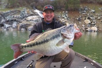 California Man Lands World Record 10.8 Pound Spotted Bass