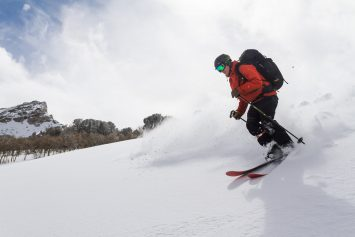 Meet the Man Who's Skied Every Month Since 1993