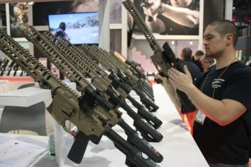 Top New Hunting Rifles at SHOT Show 2017