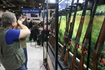 Top New Shotguns at SHOT Show 2017