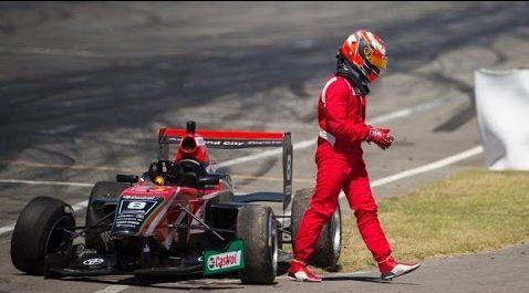 formula 1 crash