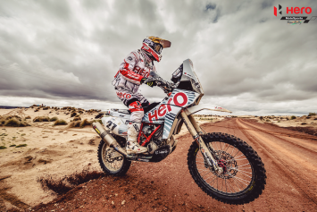 Meet The Dirt Bikes of the 2017 Dakar Rally