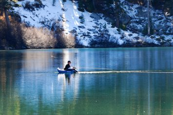 4 Tips for Winter Bass Fishing
