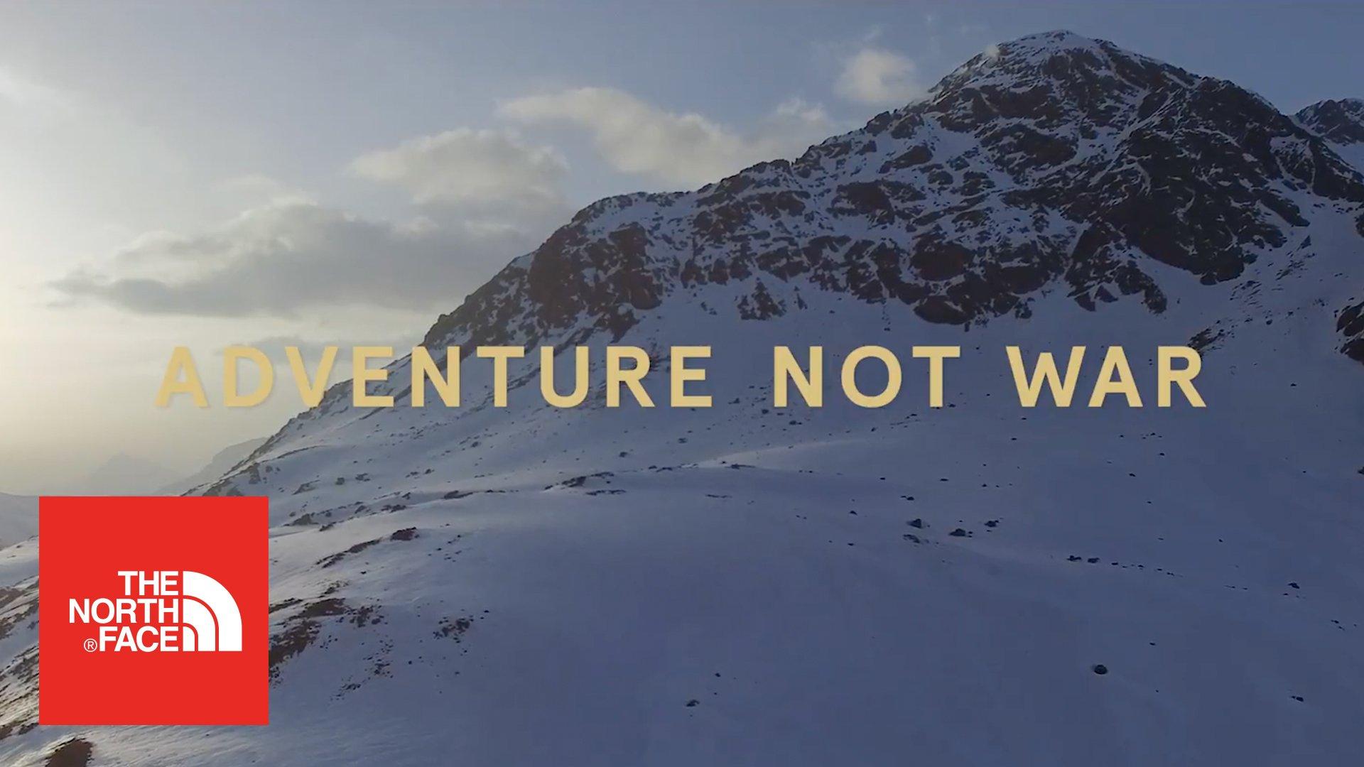 Adventure-Not-War