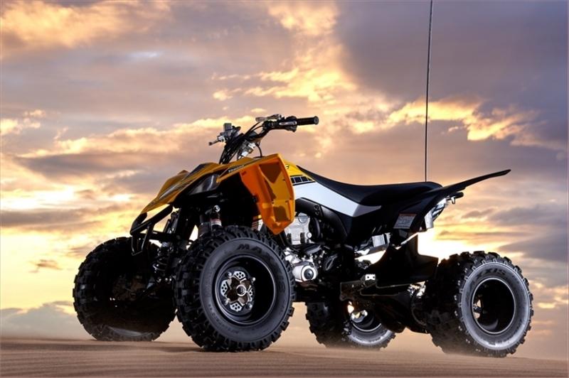 2016 Yamaha YFZ450R