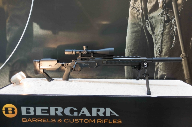 Bergara Tactical Rifle