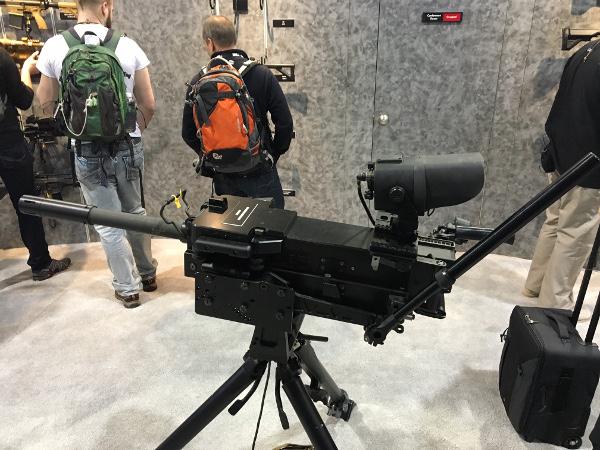 H&K 40mm Grenade Launcher
