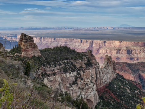 Transept Trail – Grand Canyon National Park