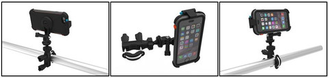 Catalyst Case iPhone Mount