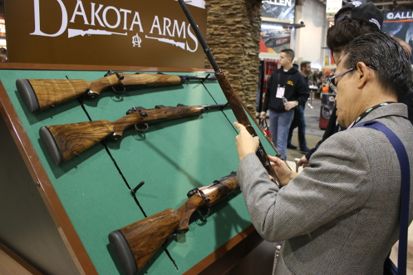 Dakota Arms Premier Shotguns