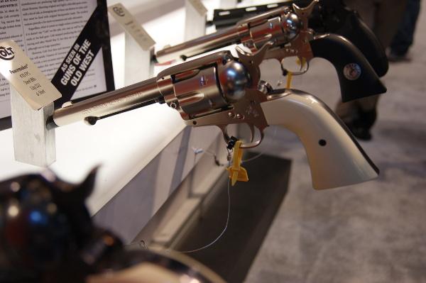 Colt .45 Revolver
